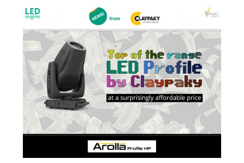 Claypaky new top range product