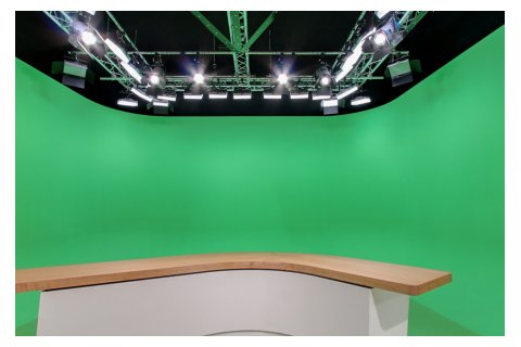 Somedia Production TV Studio Chur