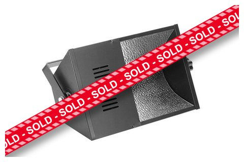 Ribalta Wood 400W with lamp black light